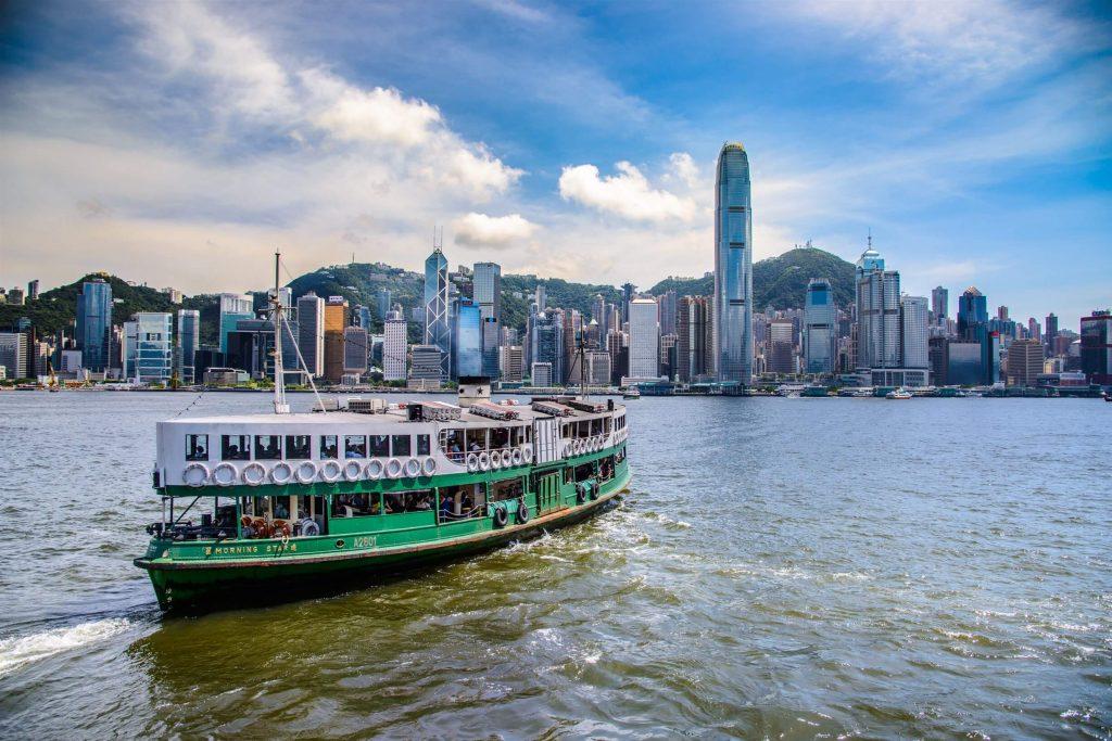 Viagens a Hong Kong