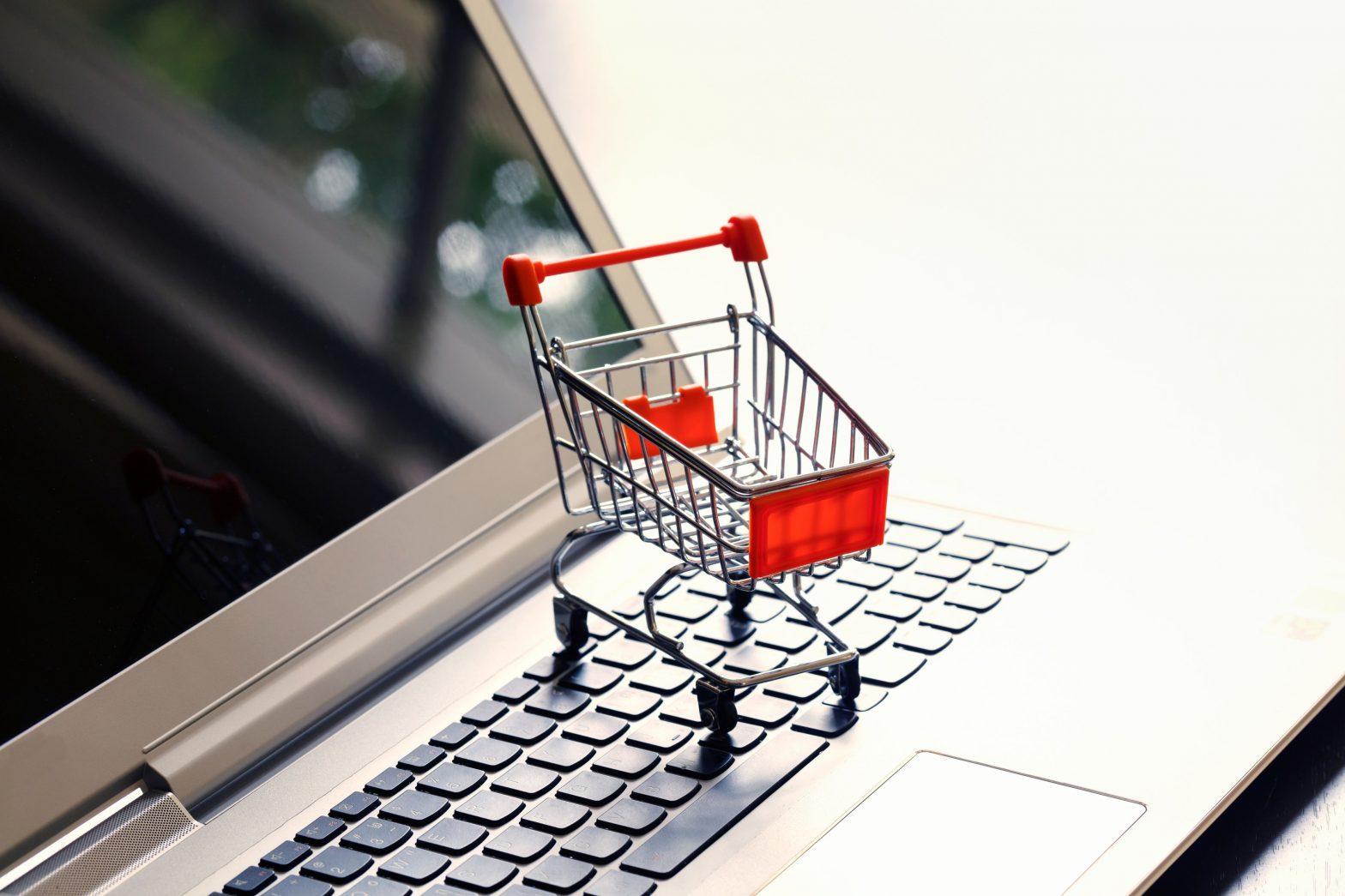 comprar móveis nas compras online